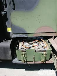 inside the military m35a2 aka the deuce and a half 4 wheel the original 21 2 ton jeep battery box photo 31368524