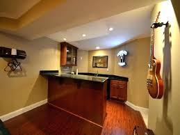 Basement Wet Bar Design Delectable Basement Bar Ideas Rustic Custom Basement Bar Rustic Basement Rustic