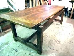 plans for building a farmhouse table farm table plans how to build diy round farmhouse table