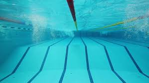 swimming pool lane lines background. Swimming Pool, Sports, Health, Competition, Jump Into The Water - HD Stock Pool Lane Lines Background