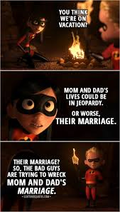 The Incredibles Quotes Fascinating The Incredibles 48 Quotes Scattered Quotes