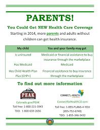 Medicaid Eligibility Chart Colorado I Need Health Insurance Colorado Gov Health
