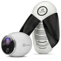 <b>IP камера EZVIZ Mini</b> Trooper 1 камера + базовая станция ...