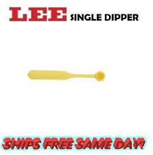 Lee Pm1405 Lee Precision Powder Measure Dipper 1 6cc