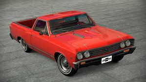 1967 Chevrolet El Camino SS 396 (Gran Turismo 6) by Vertualissimo ...