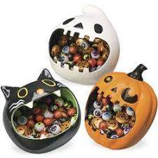 halloween candy bowl ceramic. Brilliant Candy Halloween Ceramic Candy Bowl To Pinterest