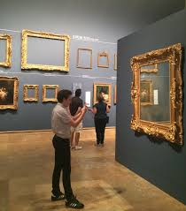 installation view of louis style courtesy j paul getty trust los
