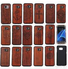 factory real wood phone case for samsung galaxy s8 s8 plus s7 s6 edge s5 hard cover wooden cases for iphone accessories bedazzled phone cases cell