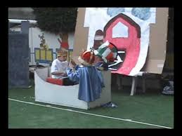 king bidgood play