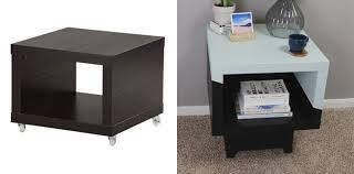 Lack Side Table IKEA Hack