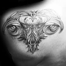75 Aries Tetování Pro Muže Zodiac Inkoust Design Nápady