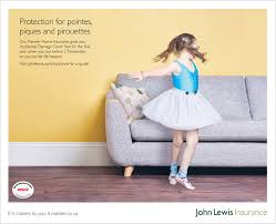 creative advertising examples for digital print a protecting your home inside and out buildings content insurance cover get a quote john lewis finance