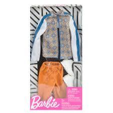 Комплект <b>одежды Mattel</b> Barbie — купить по выгодной цене на ...