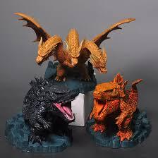 Đồ Chơi Trẻ Em Godzilla King Of Monsters 2 King Ghidorah Mô Hình Trang Trí  Khủng Long Trang Trí Bánh