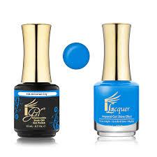 Gelshine Led Light Igel Beauty Impeccable Soak Off Gel Polish Lacquer Duo Set 190 Beautiful Colors 104 Universal City