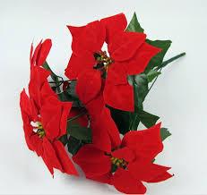 Us 593 15 Offkünstliche Blumen Simulation Weihnachten Blume Weihnachtsstern Weihnachten Dekoration Gefälschte Künstliche Blumen Silk Regal 3064 In