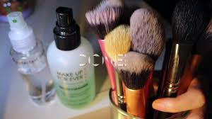 how to spot clean makeup brushes katrine zhang singapore