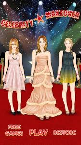 celebrity makeover spa doctor face treatment hair style dresses free games