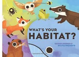 What is a habitat?   TheSchoolRun