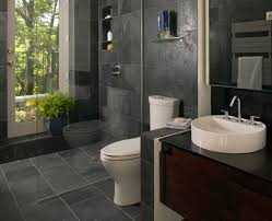 Unique Grey Colored Bathrooms Cool Gallery Ideas