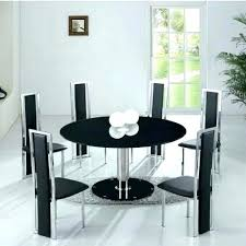 modern dining table with bench. Round Modern Dining Tables Room Sets For 6 Lovable Table With Bench