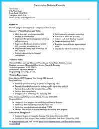 Data Scientist Resume Example 15 19 Nice Looking 7 Sample ...