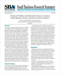 research paper samples premium templates small business research paper