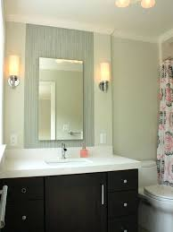 Frameless Wall Mirrors For Bathrooms Bathroom Home Depot Canada