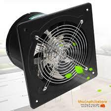 Quạt hút gió tiết kiệm điện năng ( chỉ từ 40-80W )- hút mùi nhà bếp , nhà  tắm , nhà vệ sinh - Máy hút khói, khử mùi Thương hiệu No Brand