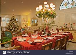 upscale dining room furniture. Dining Room Table Set For Christmas Dinner In Living Of Upscale House Southern California Furniture E