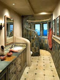 southwestern bath decor southwest bathroom decor bathroom southwestern master brown tile gray tile and slate tile southwestern bath