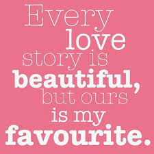 Love Story Quotes Adorable Our Love Story Is My Favorite Pictures Photos And Images For