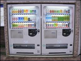 Japanese Vending Machine Manufacturers Custom Vending Machines