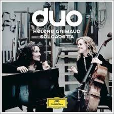 Duo by <b>Hélène Grimaud</b> and <b>Sol Gabetta</b> on Amazon Music ...