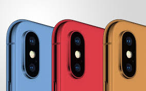 Bloomberg: iPhone 2018 giữ nguyên thiết kế iPhone X, có màu sắc ...