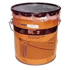 Sl2 Polyurethane Wide Joint Sealant Precast Gray 3g