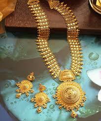 Long Rani Haar Designs In Gold Rani Har Tanishq Jewellery Real Gold Jewelry Gold