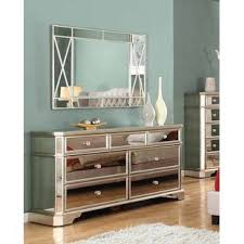 dresser with mirror. Brilliant Mirror Borghese 7 Drawer Dresser With Mirror On With