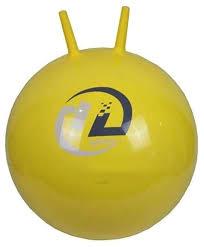 <b>Мяч</b> гимнастический <b>Z</b>-<b>sports BB</b>-<b>004</b>-45, желтый, 45 см - отзывы ...