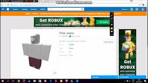How To Get Free Pants On Roblox Omg How To Get Free Clothes In Roblox Not Clickbait Free Clothes