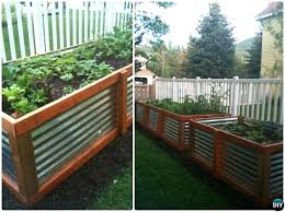 build a raised garden bed. Plans For Raised Garden Bed Galvanized Steel Ideas Instructions Free Build A