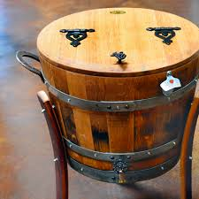 Wine Barrel Kitchen Table Napa General Store Products