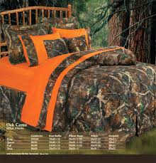 full size camo bedding army camouflage blue