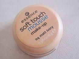 essence soft touch mousse makeup foundation rs 499 for 0 56oz