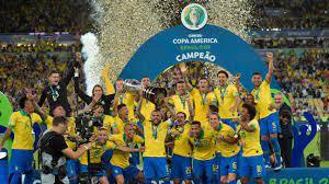 Winning Copa America on home soil a ...