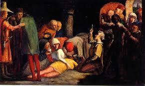 Romeo And Juliet Death Scene Millais Romeo And Juliet