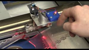 40w laser cutter upgrade making a red dot cut indicator ec projects