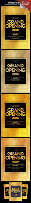 Bar Birthday Club Cocktail Dance Drink Exclusive Flyer Gold