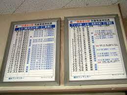 し なの 鉄道 時刻 表