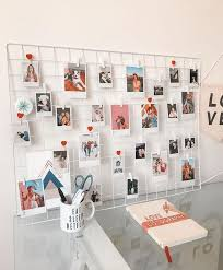grid panel gallery wall